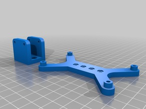 15mm extrusion open ramps mount