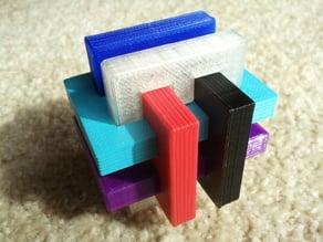 Gordian Knot 3D Puzzle