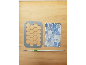 Hexagon Stencil