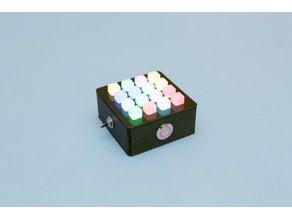 NeoTrellis Color Match Game