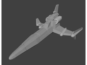 Corsair Aerospace Fighter