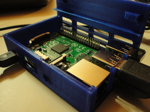 Raspberry PI B+ case for BCN3D+