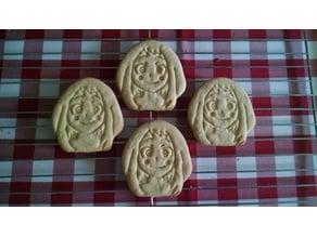 Ochako Uraraka Cookie Cutter