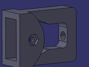 Tensor de la correa del eje X en impresora 3D (printer)