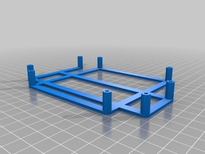 Anet A8 RUMBA Board Mount Adapter