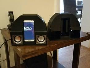 Android Powered Alarm Clock Radio