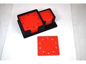 Circular Pattern LED Drilling Templates