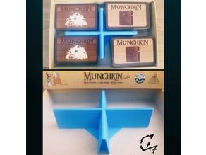 Munchkin simple card sepparator