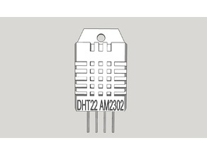 DHT22 / AM2302 Model
