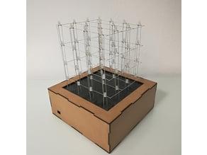 LED Cube & Case