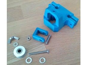 Funbot X-End 8mm with belt tensioner