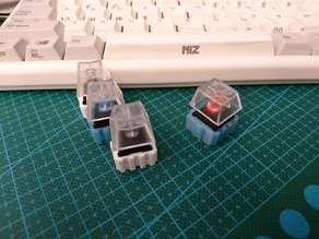 Cherry switch jigsaw holder