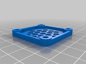 40mm Fan protectorgrid