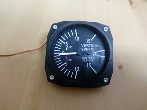 "3.5"" Indicator for Flight Simulator"