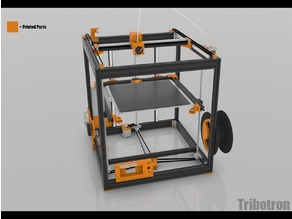 Tribotron 3D Printer (HBot)
