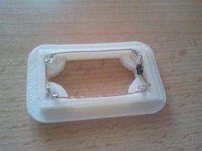 Led light frame for techzone lasercut mendel