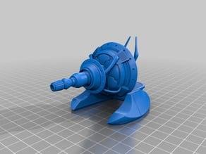Starwars lr1k Geonosian sonic cannon