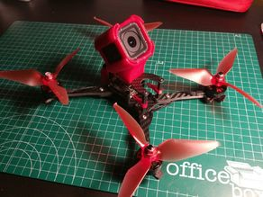 CC208S Gopro Session Mount