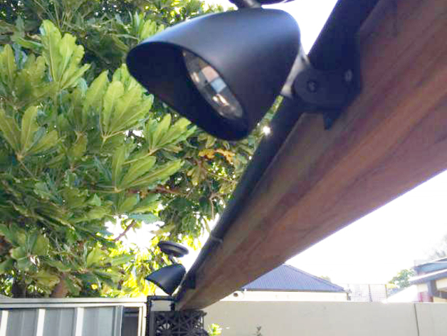 Bunnings Solar Garden Light Wall Mount Bracket by Bluekullbird  Thingiverse