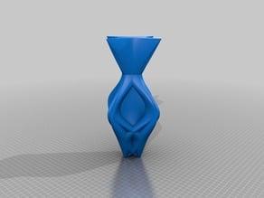 Crazy Curvy Vase