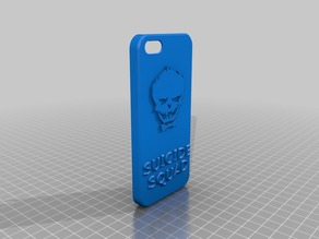 Iphone 5 Suicide Squad joker case