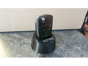 Opel Astra H Key Stand
