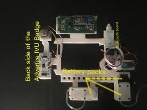 Advance arduino nano badge