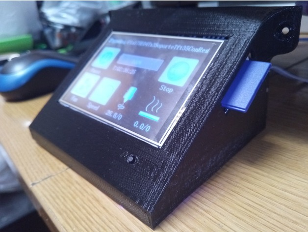BIQU & BigtreeTech TFT35 v1 1 touch by tximy - Thingiverse