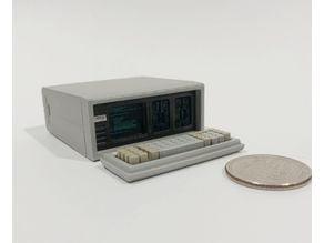 Mini Compaq Portable