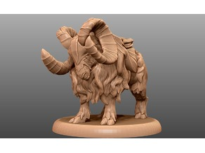 War Ram - Tabletop Miniature