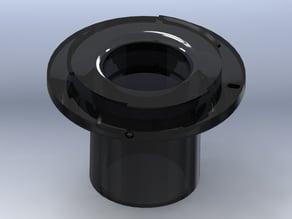 Nikon DSLR to Telescope Adapter