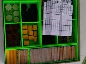 Agricola ACBAS storage