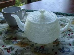 Utah Teapot (teaproof, printable version)