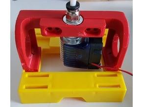 E3D V6 bracket for PrintRite DIY 3D Printer