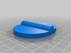 My Customized Experimental Parametric Hinge