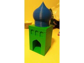 Dice tower of the arabian nights