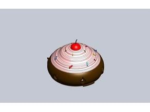 Vorpal Hexapod Cupcake Cap