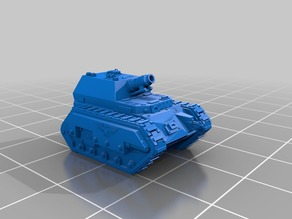 Imperial Guard Armored Griffon Artillery Tank