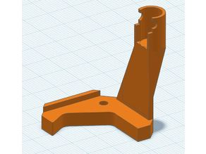 PRUSA I3 MK3 X-motor cable guide