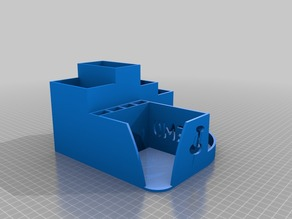 Memo Bloc with optional Pencil Holder