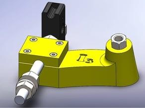 Prusa i3 Frame Brace Support Eliminate Vibration
