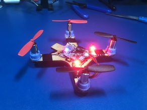 100mm Micro Quadcopter Frame