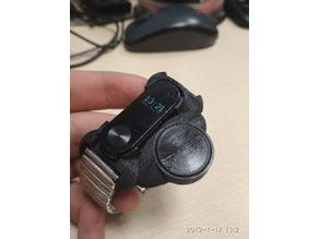 mi band 2 - custom bracelet with RFID