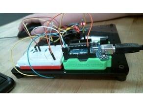 3DX Led Push button project