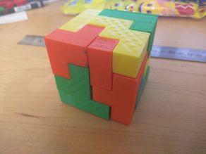 Bedlam 4x4 Puzzle Cube 60mm³