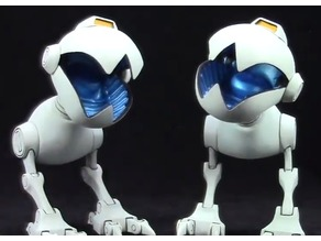 Mouser - Articulated Model