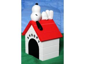 SnoopyBank_Rear Slot