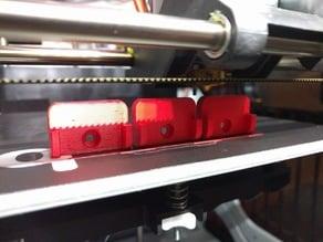 XYZ Da Vinci 1.0 Pro Bed Plate Improvers