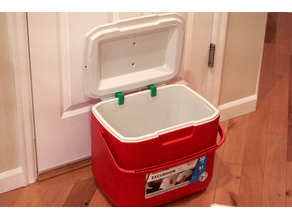 Coleman Cooler Keep-It-Open