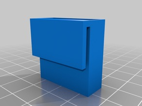 Micro SD Card Extension Holder Ender 3